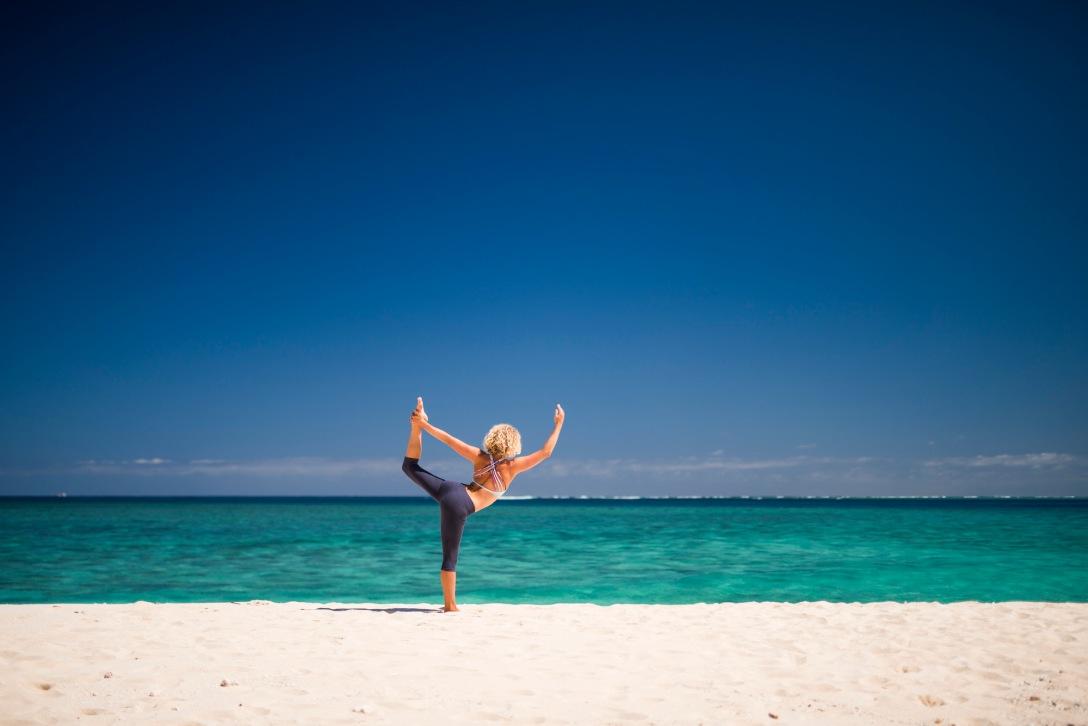 namotu island yoga fiji instructor sasha hutchinson