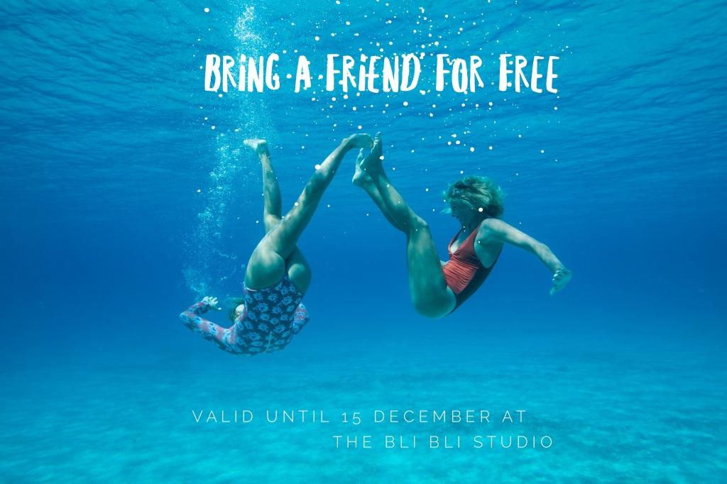 bli bli yoga sunshine coast bring a friend free
